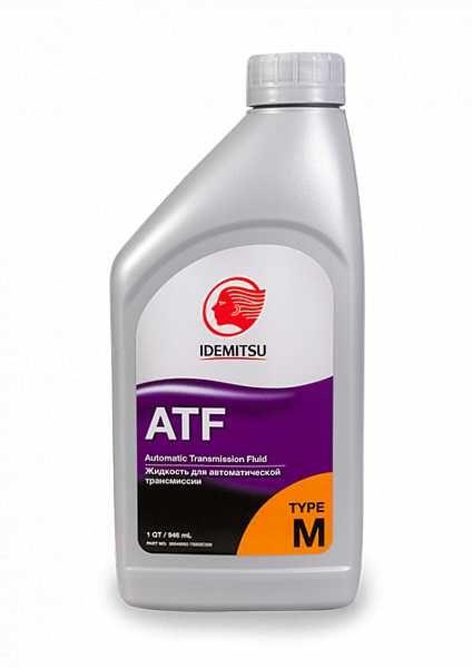 Трансмиссионное масло для Mazda IDEMITSU ATF TYPE-M (M-V)